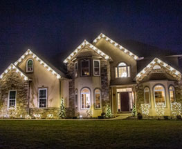 Lights & Winter Décor